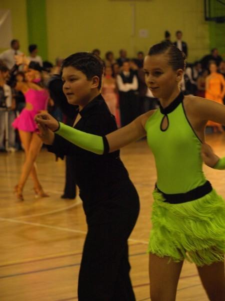 partner do tańca towarzyskiego poznań